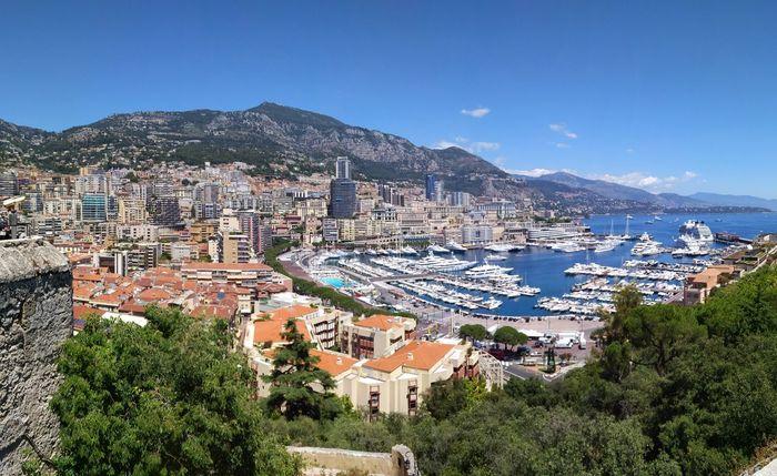 Monaco Monaco Sea