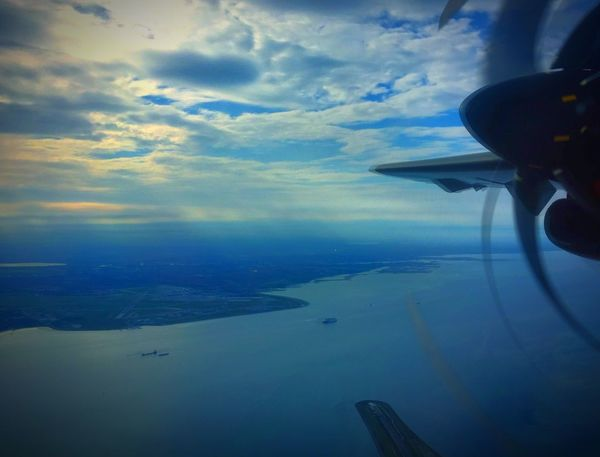 Flying over öresundsbron öresund Oresundbridge Denmark Airplane Aerial View Sea Flying Travel IPhoneography HDR Hdr_Collection HDR Collection Iphoneonly IPhone First Eyeem Photo Today's Hot Look Beauty EyeEm Best Shots Journey Airplane Wing EyeEmBestPics Kopenhagen Bridge Sweden