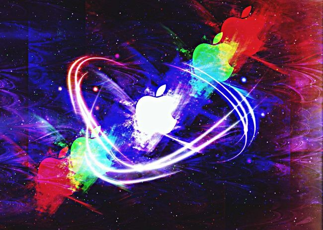 one of my own editsApple Logo Editted Applelover Applelogo EyeEm Best Edits The EyeEm Facebook Cover Challenge