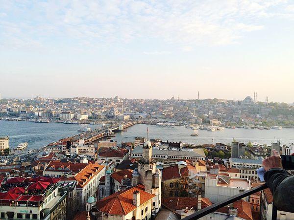 Istanbul Bereketzade Galatatowermanzara Galatakulesi Neighborhood Map