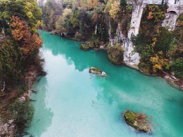 Cividale Del Friuli Pontedeldiavolo From My Point Of View Devil's Bridge Wildlife Wildlife & Nature