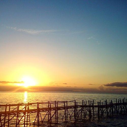 Morning sunshine from Luwuk Centralsulawesi Instanusantara Travelindonesia