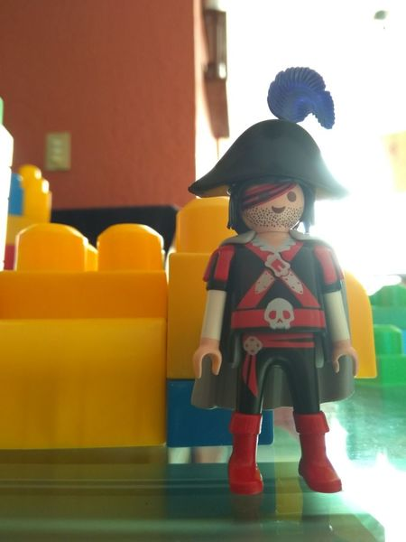 Toy Pirate Pirata Juguetes Multicolors  LEGO Child Hat Childhood People One Person Full Length Red Indoors  Day