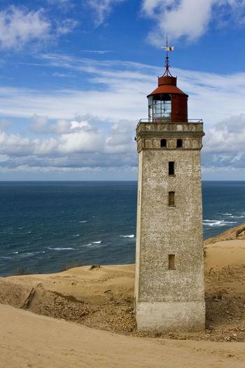 Architecture Denmark Lighthouse Marítim Sea Sea And Sky