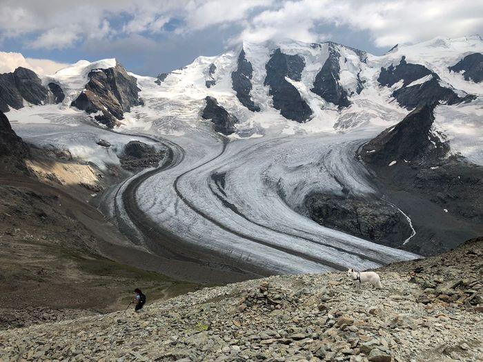Glacier Hiver