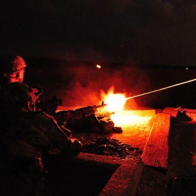 M249 M249para M249mk2 Machinegun