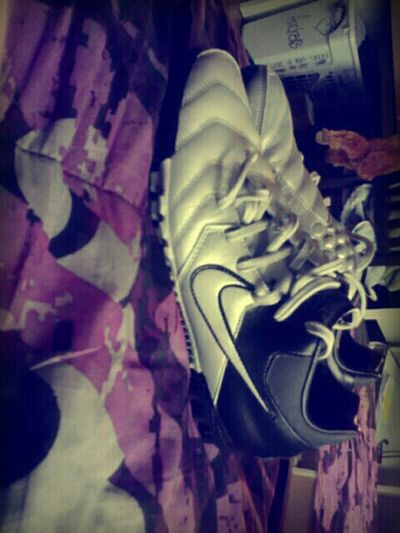 My New Soccer Turfs<3