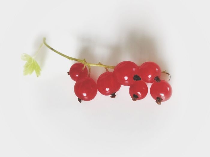 The Week On EyeEm Red No People Berries Berry Currant Redcurrant Food And Drink White Background Freshness Love Close-up Food Studio Shot Healthy Eating Nature Day Life Lifestyle