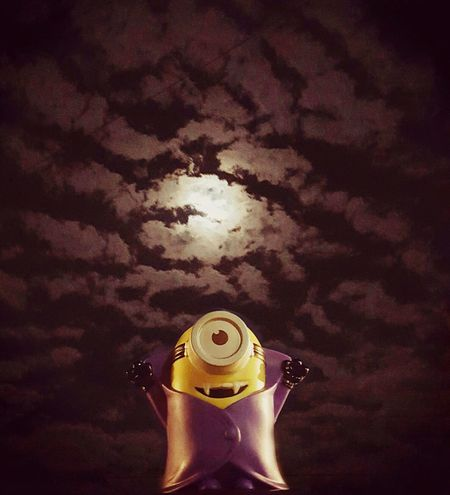 Minions I Love Minions Night Mcdonalds Minion Love Vampire Nigthpicture
