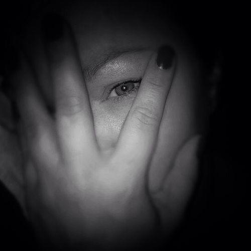 Blackandwhite Hide And Seek