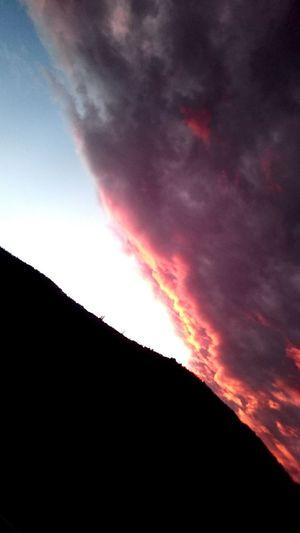 Dark Intersting Beatiful Clouds And Sky Turkey Eskişehir
