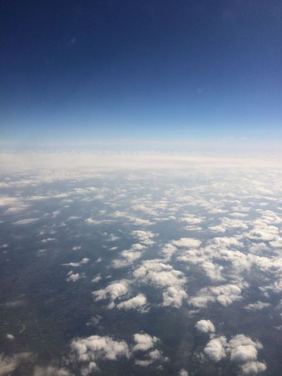 Up in the air... Blue Sky Tranquility Livelifetothefullest Lifeisgood