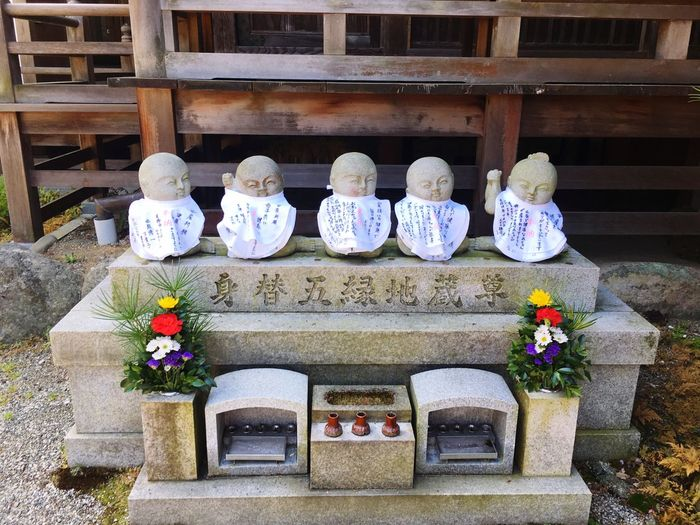 Ojizo san Temple for blessing of safe birth First Eyeem Photo