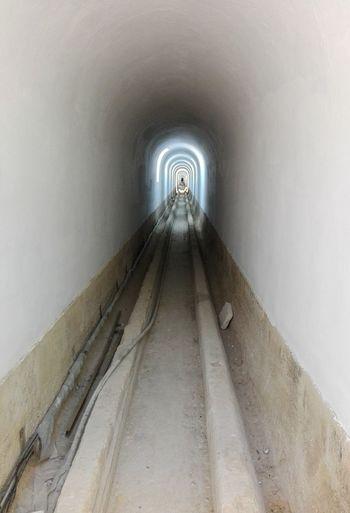 Tunnel Light At