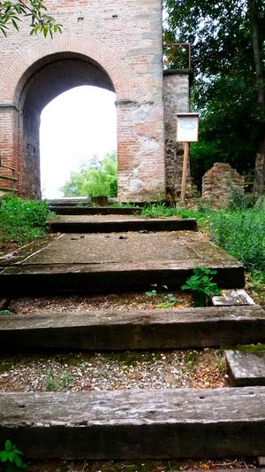 Steps Arch Built Structure Architecture History Low Angle View Staircase Old Ruin Stone Material Damaged Deterioration Ruined Entrance Day Obsolete Outdoors Stairs Stone - Material The Past The Way Forward