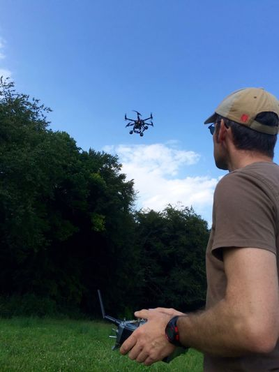 Drone with