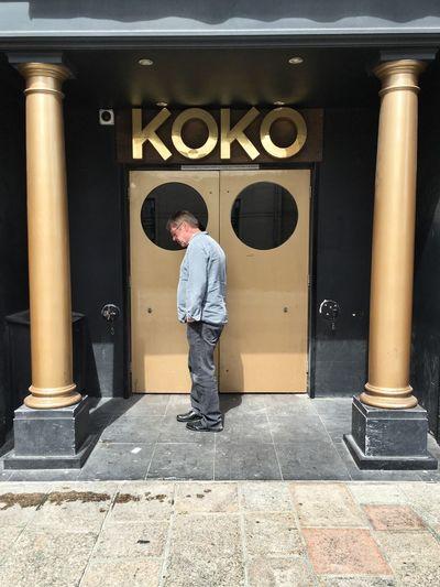 Strange KoKo !