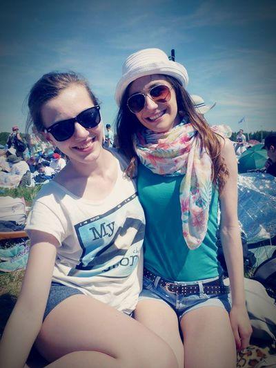 Girls Lednica2000 Lednicajezdzimy :3 Cudowny Czas <3 Cheese! Smile (: Happiness Najlepsze Ziomki Nice Weather