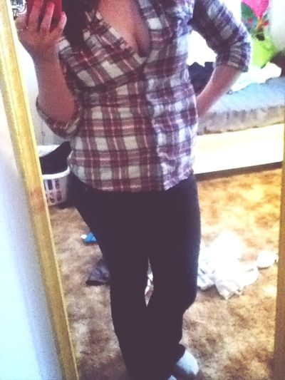 Flannels are my favorite