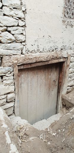 Wood Door Morocco Traditional Door Textured  Backgrounds Architecture Building Exterior Built Structure Weathered