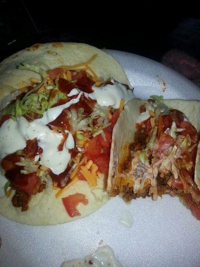 Tacos I Made Lastnite