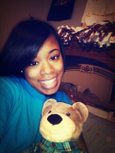 Cuddling Up With My Teddy #dontjudgeme