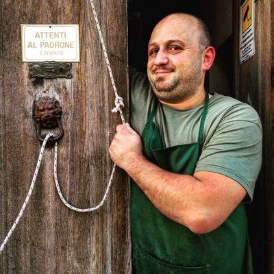 RePicture Masculinity the Master Chef of upper Toscana Sofiavicchi Sofiavicchiconceptdesign Mugello EatOut Italia Portrait Color Portrait