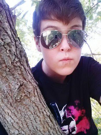 Tree Tree Trunk Snakebites Lesbian Lgbt Lesbians That's Me Adult Lesbian ♥ WLW Gay Girl Sunglasses