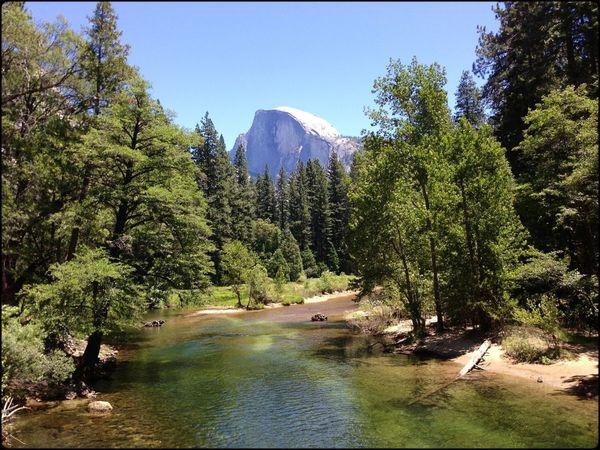 California Yosemite National Park Muntanya
