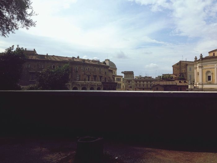 http://youtu.be/QZou4H4t-IA Rome Roma Teatro Sky And Clouds