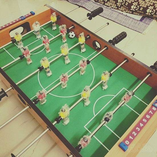 What I Value Soccertable Withbrother