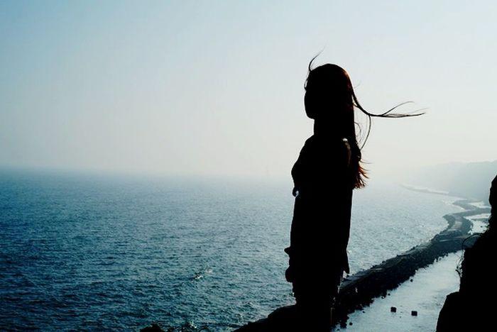Sea Japan Girl 絶景 日本 海
