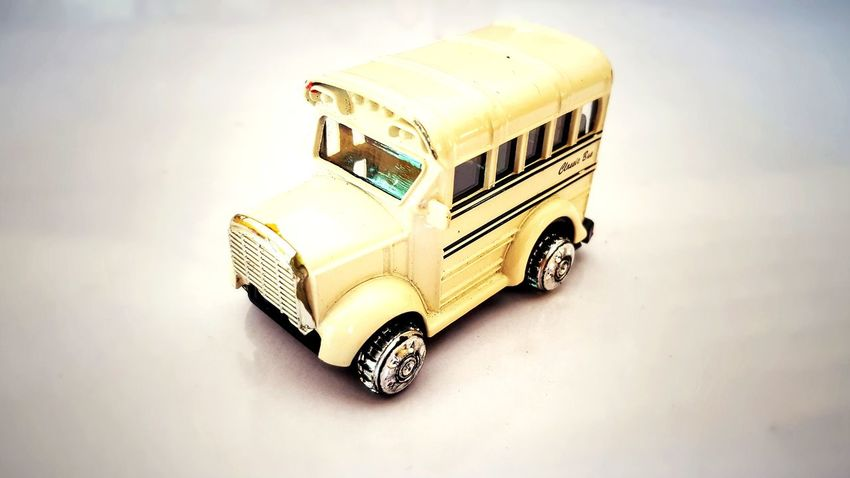 Classic Classic Vintage Toy Bus Toy Vehicle