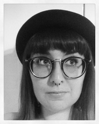 Self Portrait Septum Hat Details Persol PersolTypewriterEdition