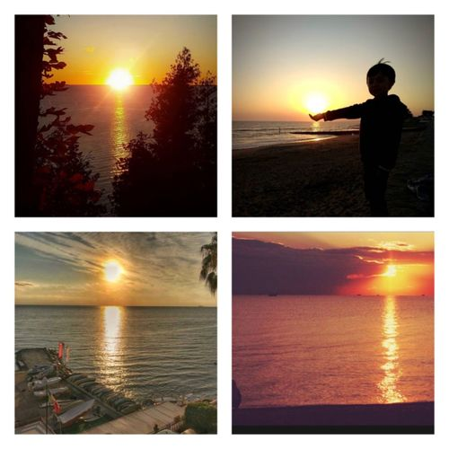 Second place in Inas sunset.Thank U for Beautiful sunsets Inas Sunset