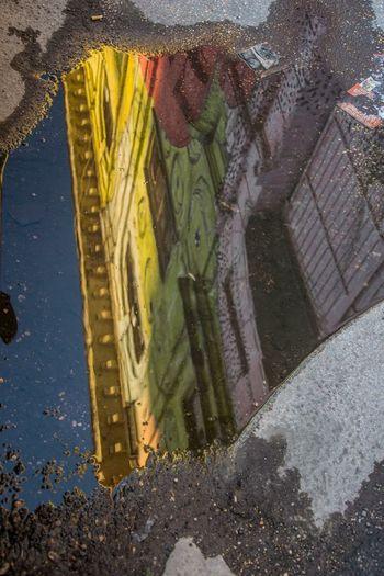 Riflessi Riflessi Sull'acqua Riflectionswater Streetphotography Streetart