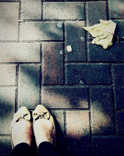 Feet On The