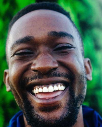 The Hommie Face Human Face Africa Melanin Portrait Green Smiling Cheerful Happiness Headshot South Africa Portrait Portrait Photography EyeEm Best Shots EyeEm Gallery EyeEm Human Mouth The Portraitist - 2019 EyeEm Awards My Best Photo