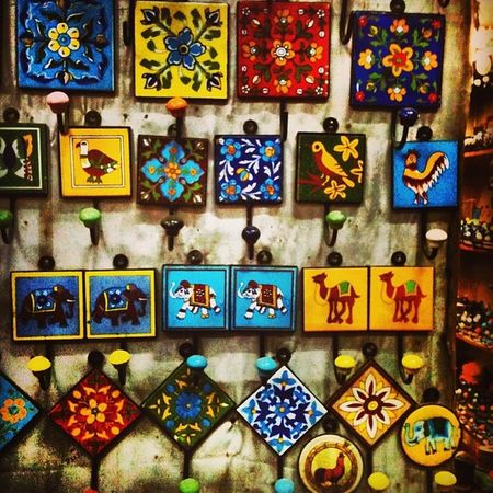 Hooked to colors! Rajasthan Traveldiary Travelindia Colorful