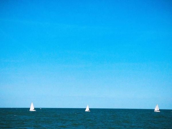 Regata Regata Sailing Sailboat Seaside Vscocam Horizons Deceptively Simple