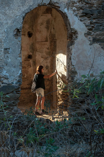 Dreaming of Naxos. Derelict Dreams Greek Islands Naxos Place of Heart Ruins Derelict Building Dusk Light And Shadow Mood Moody Places Ruined Building Scenery Scenics
