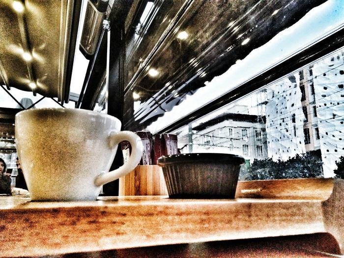 Bir fincan kahve..