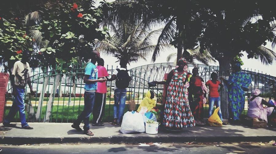 Real People Day People Africa Senegal Peopleofafrica Life Colors Beautiful Photography Saintlouissenegal EyEmNewHere