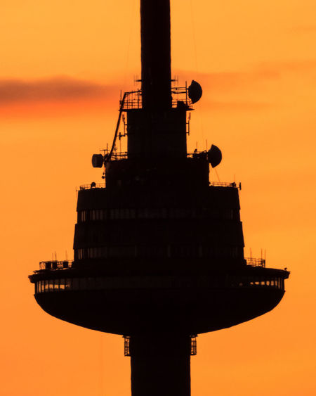 Vilnius TV Tower Close Up to You Sunset Sky Silhouette Architecture Water Orange Color Sea No People Nature Industry Transportation Built Structure Nautical Vessel Outdoors Machinery Ship Sun Building Exterior Harbor Cruise Ship Vilnius Vilnius TV Tower Lithuania TV Tower Radio