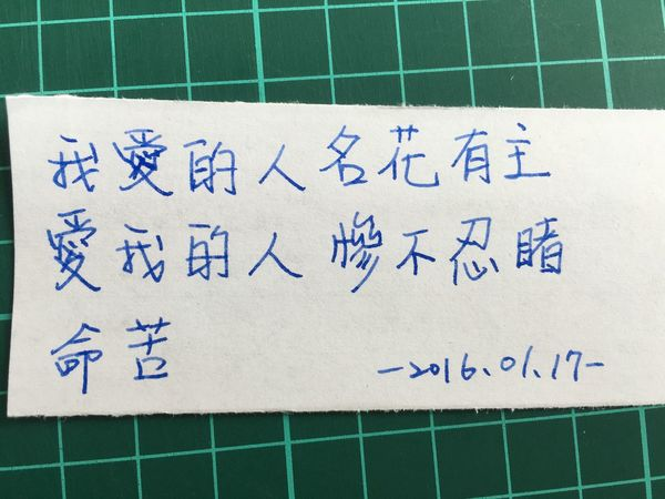 前鎮區 墨水 文具 中文 鋼筆 臺灣 一月 Taiwanese Kaohsiung 高雄 January Taiwan