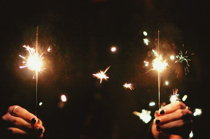 Happiness throws a shower of sparks Sparklers Sparkler Spark Sparks Happiness Shower Of Lights Sparks Fly Summer July Bright Light Firework Fireworks Night Nightphotography Nightshot Glowing Glow Dark Darkness And Light Festive Summer Nights Warm July Showcase