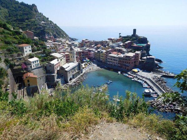 Italia 5 Terre Rocky Coast