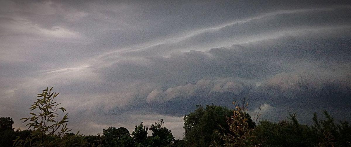 Tb heavy storm in Elingen☁️ First Eyeem Photo