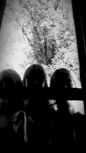 Anybody Home? Creepy Kids Scary Girls Creepers Creepy Check This Out Nightmare Taking Photos Forgotten Darkness Spooky Photo Love Them