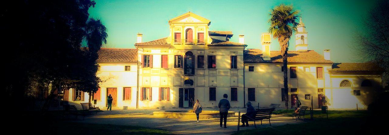 Villaveneta Zerobranco Architecture